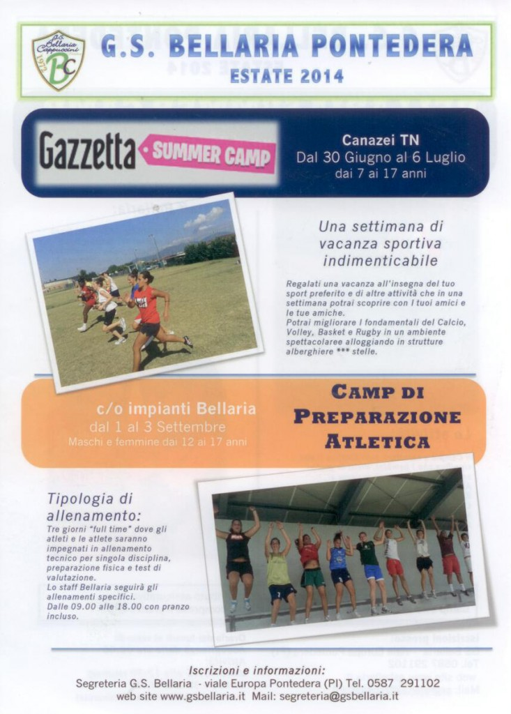 gazzetta_summer_camp